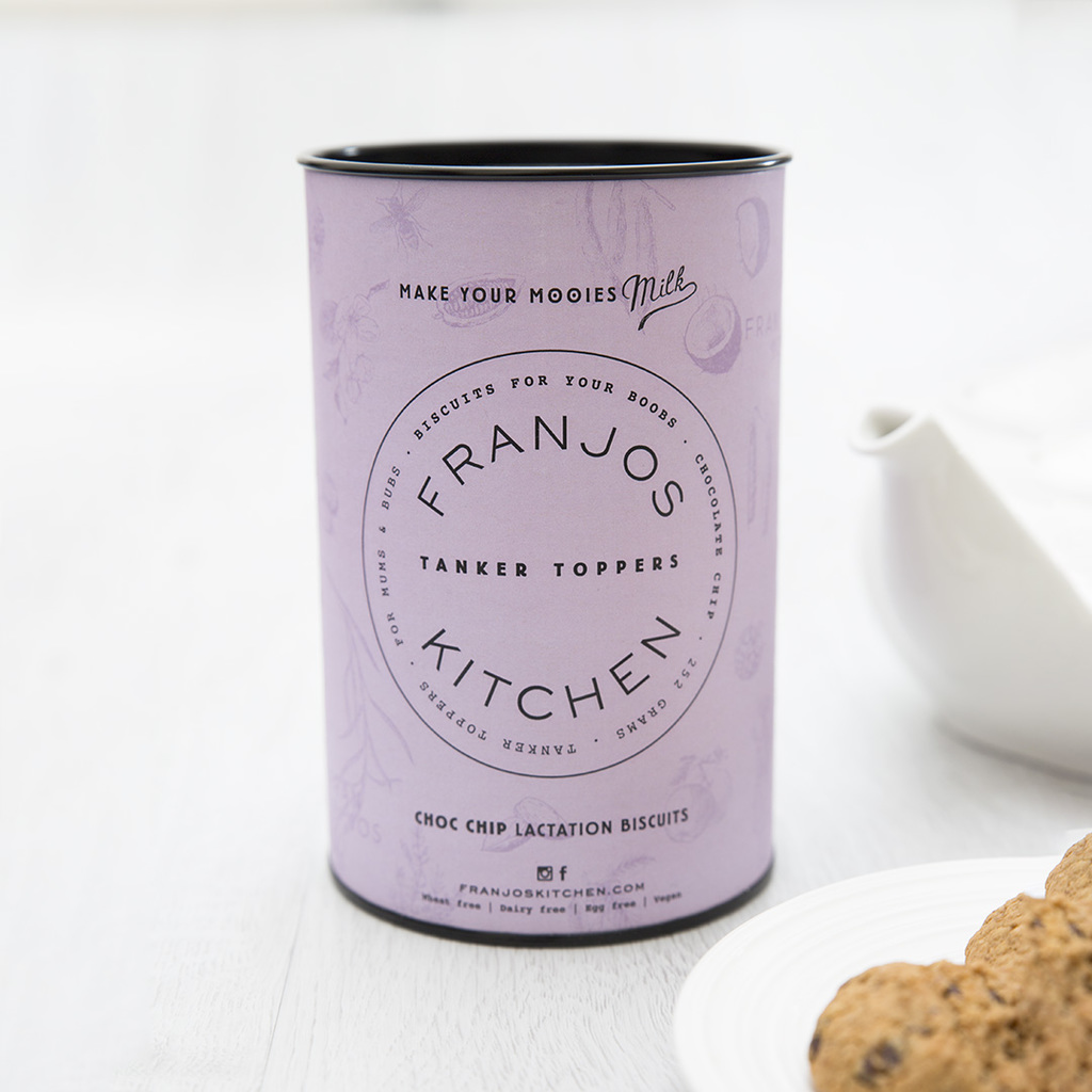 Franjo's Kitchen Lactation Cookies