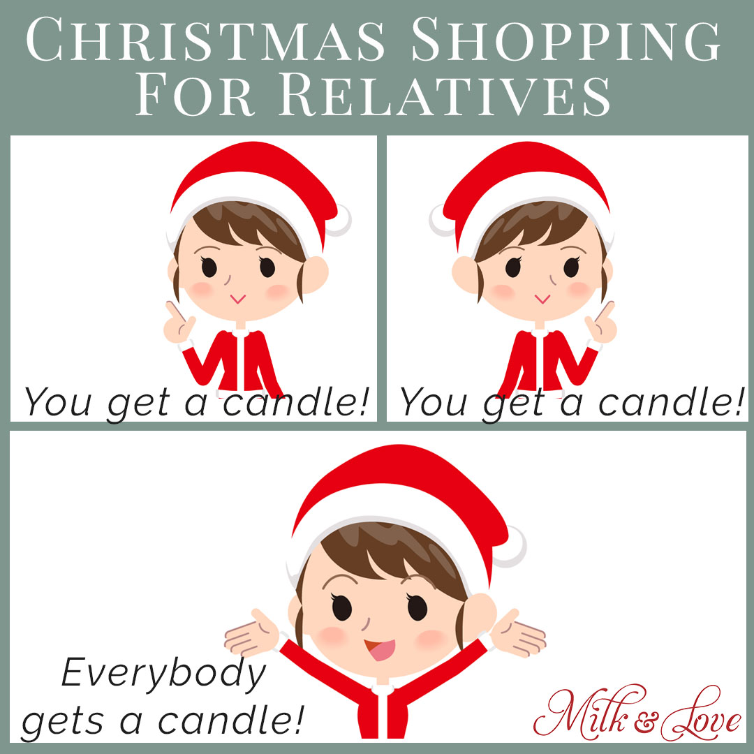 Funny Christmas Meme - Everyone Gets Candels