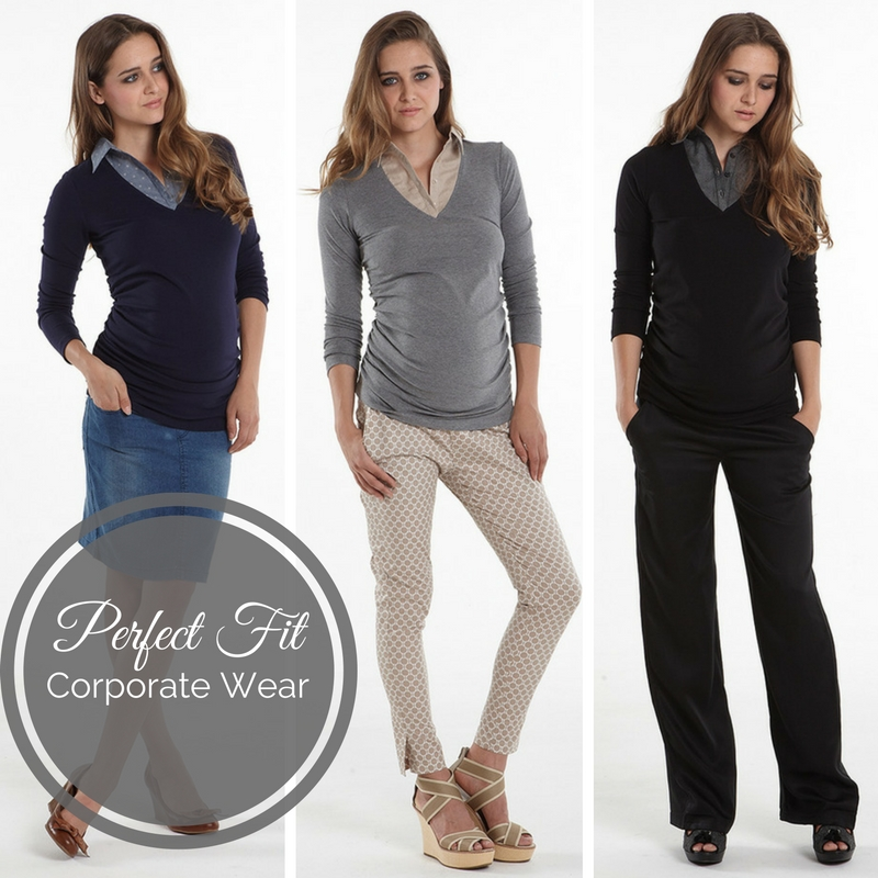 d1edebb065417 Corporate Maternity Wear - new range now online for stylish and ...
