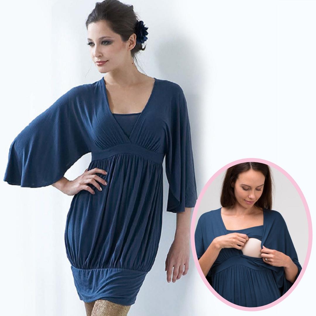 Coco Ono Maternity & Nursing Dress