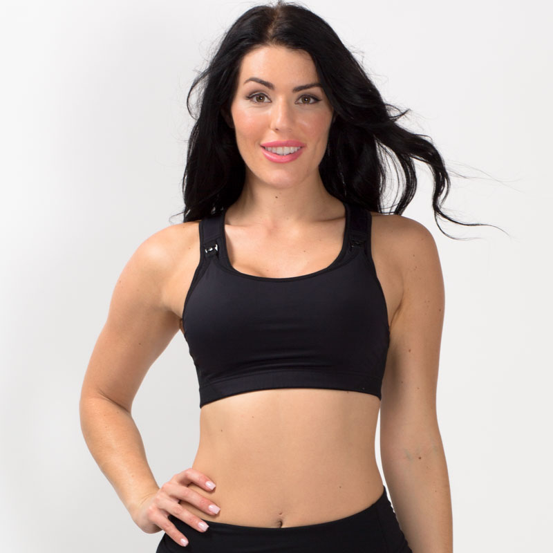 Boob Design Maternity Nursing Sports Bra