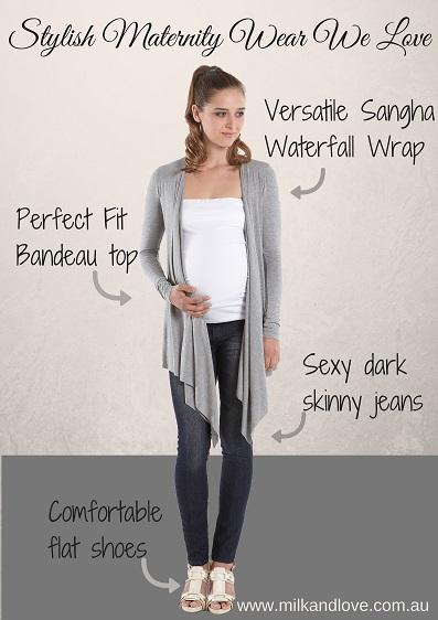 45476eaba65 How To Create Stylish Pregnancy Wardrobe